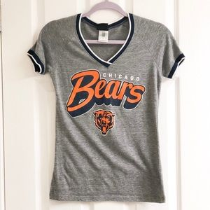 Chicago Bears Tee Size Small